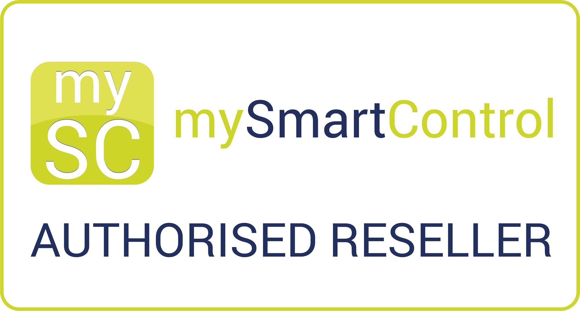 Meld u aan als reseller mySmartControl